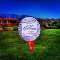Photo taken at Coral Canyon Golf Course by Mark H. on 9/5/2012