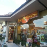 Photo taken at Pizzeria Abruzzese by Alessandro D. on 6/28/2012