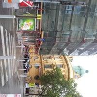 Photo taken at Sparkassaplatz by Anna Genial L. on 7/14/2012