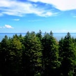 Photo taken at Bennett Lake by Nicola P. on 8/4/2012
