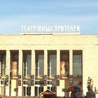 Снимок сделан в Театр юных зрителей им. А. А. Брянцева пользователем Andrey D. 7/4/2012