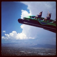 Photo taken at Xscream - Stratosphere by Michael G. on 8/20/2012