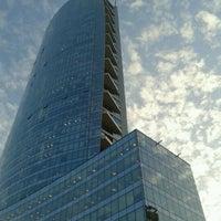 Photo taken at Torre Titanium by Cristina H. on 5/4/2012