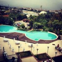 5/9/2012 tarihinde Minikziyaretçi tarafından Kaya İzmir Thermal & Convention'de çekilen fotoğraf