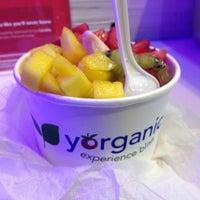 Photo taken at Yorganic by Hasani H. on 8/22/2012