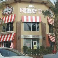 Photo taken at T.G.I. Friday's by EL Matador .. on 3/15/2012