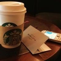 Photo taken at Starbucks by Modi A. on 3/24/2012