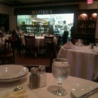 Photo taken at Matteo's by Chiel S. on 4/16/2012