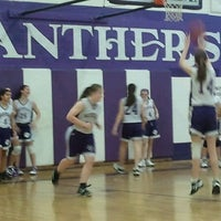 Photo taken at Waterville High School by Jill H. on 2/25/2012