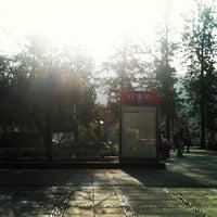 Photo taken at Metro Salvador by Gabriel A. on 4/10/2012