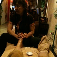 Photo taken at Bath Culture Foot Therapy by 정연 양. on 8/26/2012