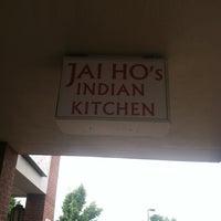 Photo taken at Jai Ho's Indian Kitchen by John C. on 6/20/2012