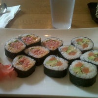 Photo taken at Empire Sushi by Allyson G. on 5/16/2012