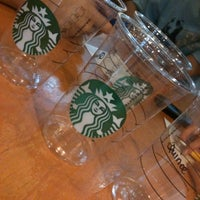 Photo taken at Starbucks by Vindy W. on 8/17/2012