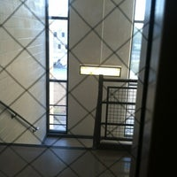 Photo taken at Humanities Building by Nicholas B. on 3/27/2012