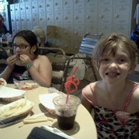 Photo taken at Spirit Island Snack Shop at Great Wolf Lodge by Meagan R. on 6/2/2012