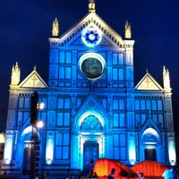 Photo taken at Piazza Santa Croce by Mauro C. on 7/24/2012