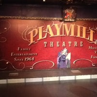 Photo taken at Playmill Theatre by Stacey on 7/19/2012