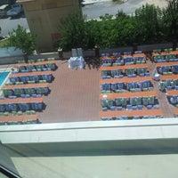 Photo taken at Milashan Otel by Ugur U. on 7/14/2012