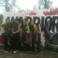 Photo taken at Warrior Dash East Texas by Kelly C. on 3/18/2012
