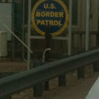 Photo taken at US Border Patrol Checkpoint by Jane L. on 5/14/2012