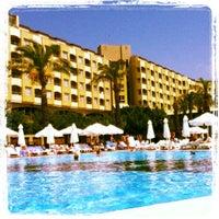 Photo taken at Silence Beach Resort by Dasha M. on 6/6/2012