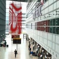 Photo taken at Virgin Atlantic Check-In by Petr K. on 8/17/2012
