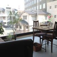 Photo taken at TAO CAFE by masaya on 4/8/2012