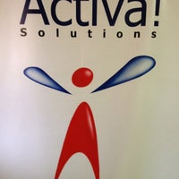 Photo taken at Activa! Solutions by Alberto C. D. on 7/14/2012