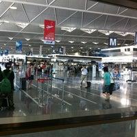 Photo taken at Chubu Centrair International Airport (NGO) by ツギヨシ on 7/2/2012