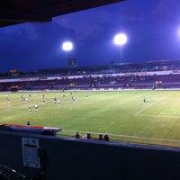 Foto tomada en Estadio 3 de Marzo por Diego T. el 8/18/2012