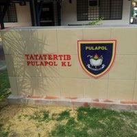 Photo taken at Pusat Latihan Polis (Pulapol) by Salman A. on 2/9/2012