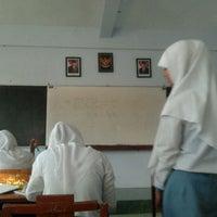 Photo taken at SMA Negeri 2 Bantul by Lenny M. on 8/8/2012