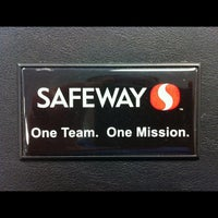 Photo taken at Safeway Corporate Canyon Way by Alvin W. on 6/26/2012