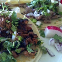 Photo taken at Tacos Al Pastor 2 by Paul H. on 3/5/2012