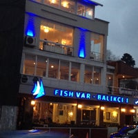 3/9/2012 tarihinde Tugba B.ziyaretçi tarafından Fish Var Balıkçı'de çekilen fotoğraf