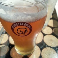Photo taken at Boxing Cat Brewery by Cai C. on 8/18/2012