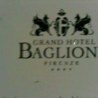 Foto scattata a Grand Hotel Baglioni da Hatice K. il 9/13/2012