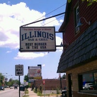 Photo taken at Illinois Bar & Grill by Jim H. on 6/17/2012
