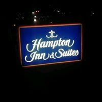 Photo taken at Hampton Inn & Suites St. Petersburg/Downtown by Jacob S. on 2/18/2012