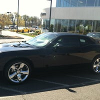 Photo taken at Fair Oaks Chrysler Jeep Dodge by Denise F. on 4/3/2012