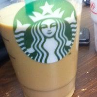 Photo taken at Starbucks by Lisa D. on 3/10/2012