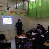 Photo taken at Colegio de Gastronomía Achiga & Comeduc by Fernando L. on 8/20/2012