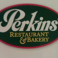 Photo taken at Perkins Restaurant & Bakery by Steven G. on 6/23/2012