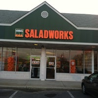 Photo taken at Saladworks by Alberto C. on 3/18/2012