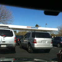 Photo taken at Costco Gasoline by Leticia J. on 3/7/2012