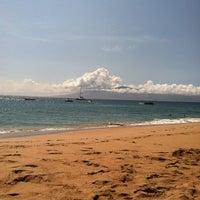 Photo taken at Kā'anapali Beach by David C. on 6/14/2012
