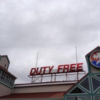 Photo taken at West Coast Duty Free by Felice L. on 2/10/2012