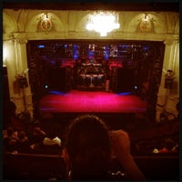 Photo taken at Ambassadors Theatre by Gaddo on 5/29/2012