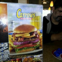 Photo taken at Carrows by Tina C. on 4/1/2012